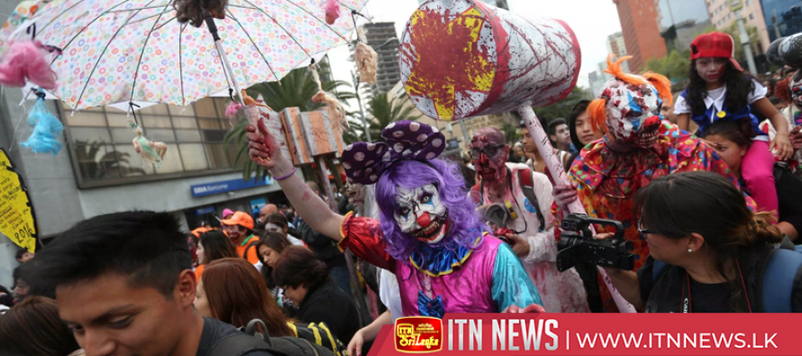 Zombies roam free in Brazil for annual Sao Paulo parade