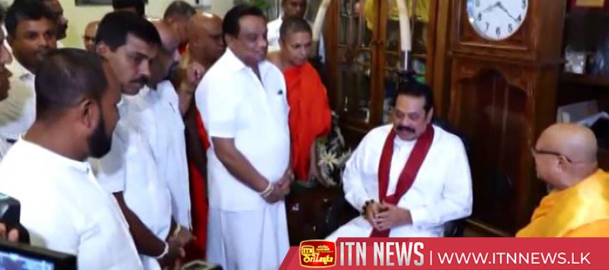 Prime Minister visits Vidyalankara Pirivena