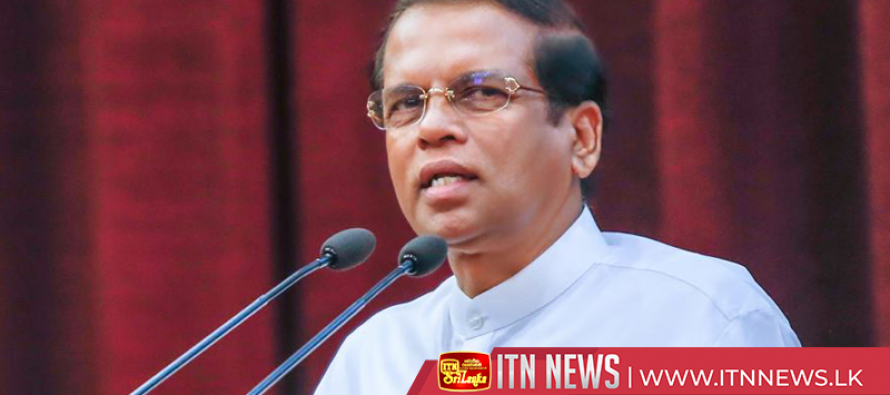 President says he will not reappoint Ranil Wickremasinghe as Prime Minister