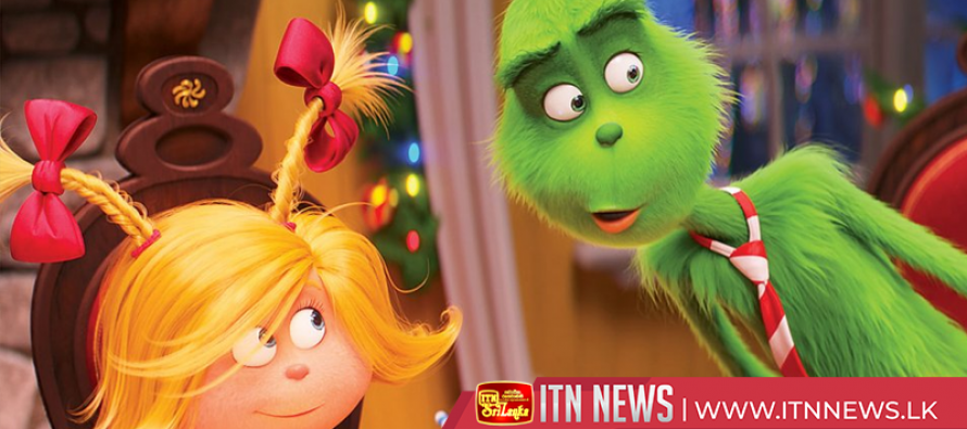 'The Grinch' expected to steal box office top spot