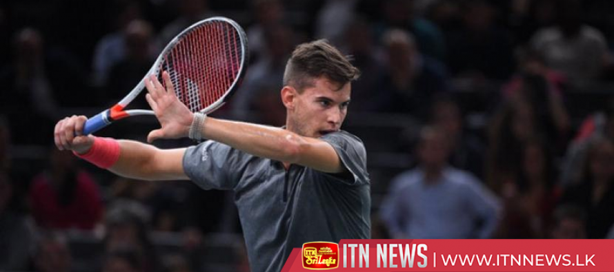 Thiem overpowers Simon at Paris Masters