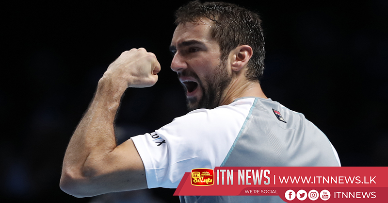 Cilic fights back to beat Isner in ATP Finals thriller