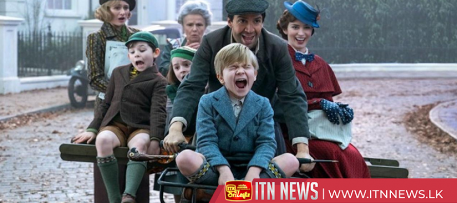 """""""Mary Poppins Returns"""" scheduled to be released this month"""