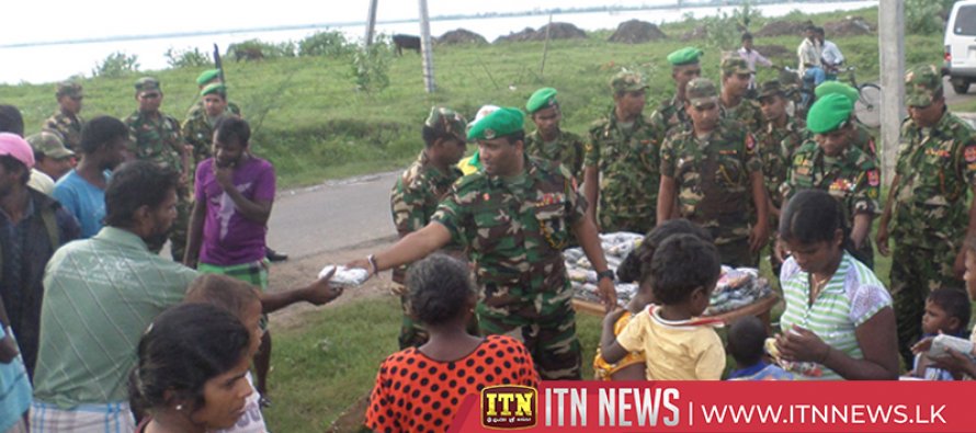 Immediate relief to flood victims in the North