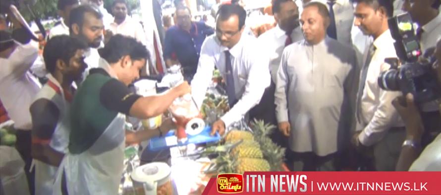 Food Carnival underway in Colombo