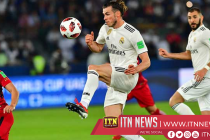 Bale hat-trick downs Kashima as Real reach Club World Cup final