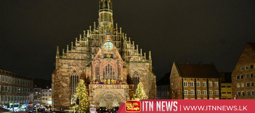 Nuremberg's Christkindlesmarkt opens, one of Germany's oldest Christmas fairs
