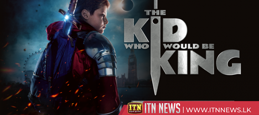 """""""The Kid Who Would Be King"""" set to be released next month"""