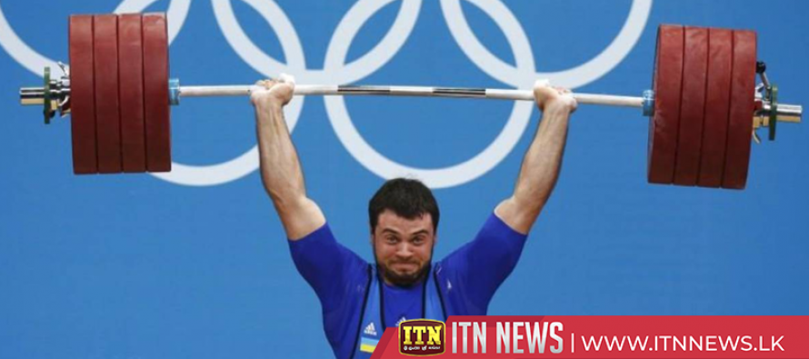 Five weightlifters suspended after London 2012 retests