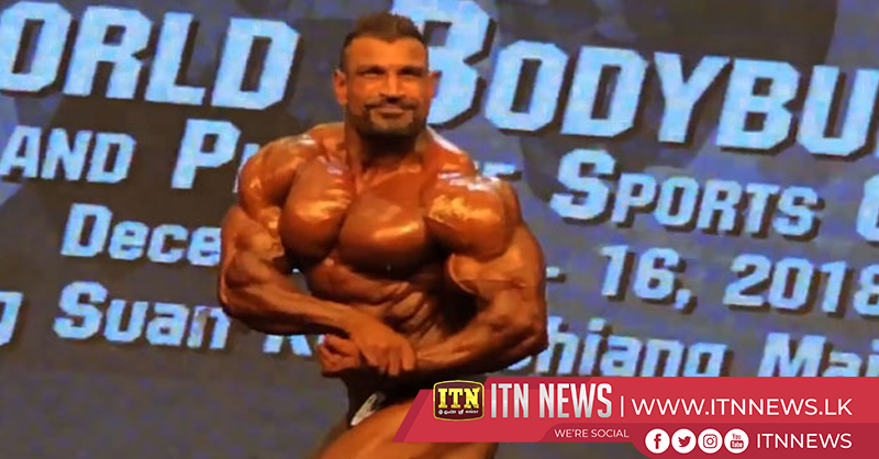 Lucion Pushparaj wins 10th WBPF World Championships