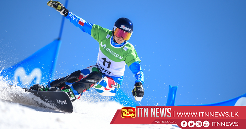 Mastnak and Ochner win Snowboard Giant Slalom World Cup opener