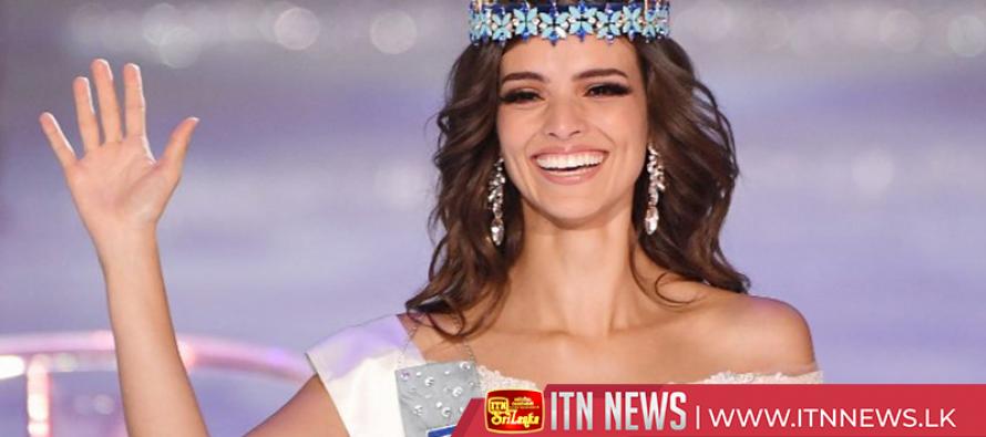 Manushi Chhillar Crowns Miss World 2018 A Year After She Won The Title