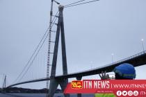 Norway's second largest bridge built by Chinese firm opens to traffic