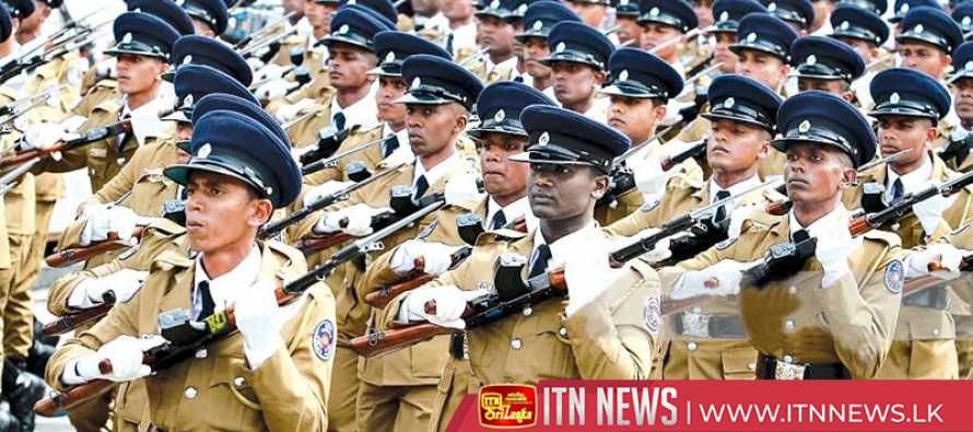 Police officers get promotions