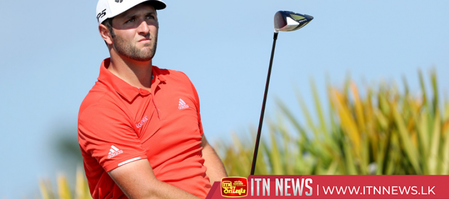 Rahm surges to four stroke win at Hero World Challenge