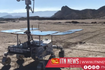 Remote control desert test drive simulates a day at the office for next Mars rover