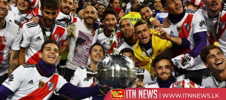 River Plate snatch Libertadores glory over Boca in Madrid