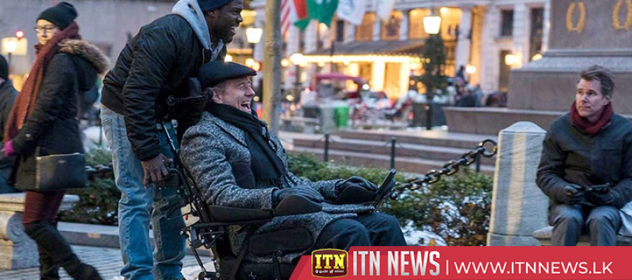 """The Upside"" scheduled to be released next month"