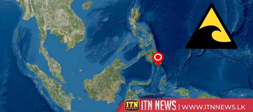 7.2 magnitude earthquake strikes the Philippines triggering tsunami warning