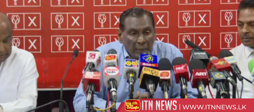 19th Amendment made to include provisions for a UNP Prime Minister to continuously remain in power; WDJ Seneviratne