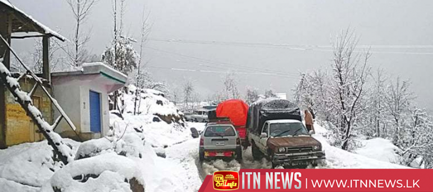 Cold wave delivers snow to swathe of China