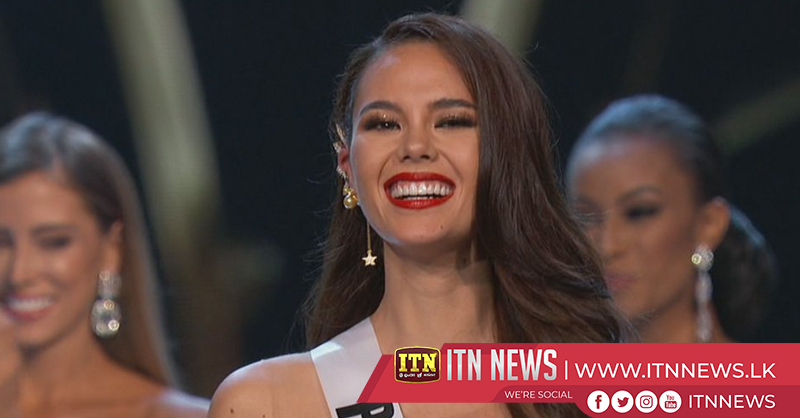 Philippines' Catriona Gray is crowned Miss Universe 2018