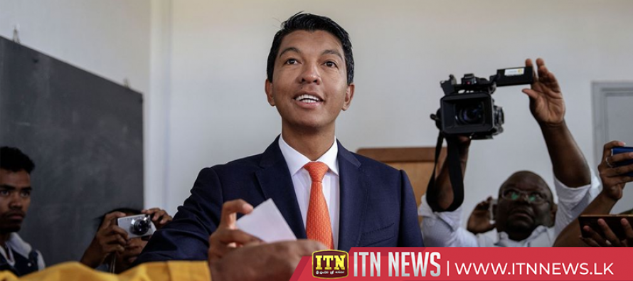 Madagascar's Rajoelina declared winner of presidential vote by election commission