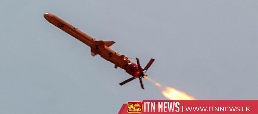 Ukraine tests new anti-ship cruise missile