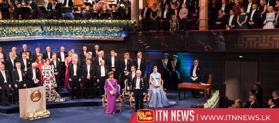 Traditional concert held in honour of this year's Nobel laureates
