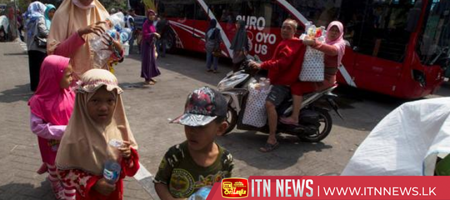 Indonesian and Turkish cities swap plastic waste with free commutes