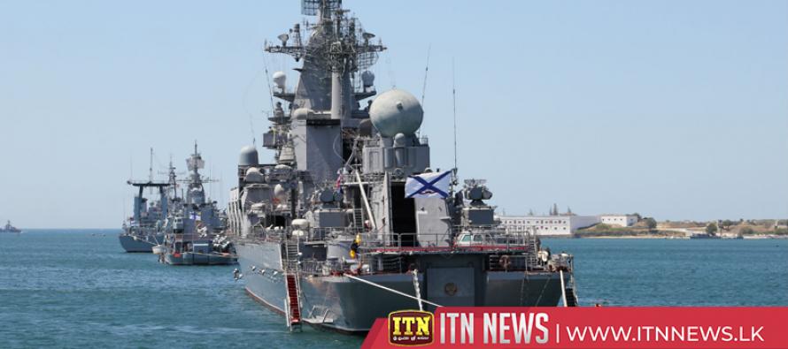 Russia bolsters Black Sea fleet with new patrol vessel