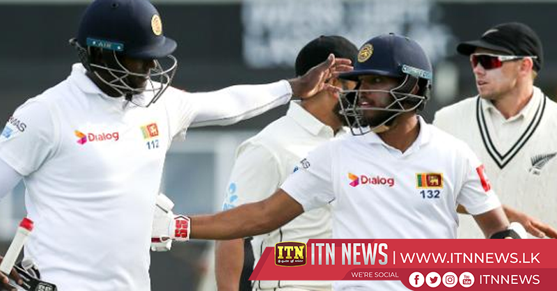 Mendis, Mathews turn script to earn Sri Lanka hard-fought draw