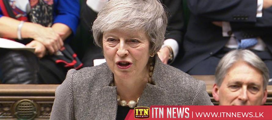 Jeremy Corbyn tables Theresa May no-confidence motion