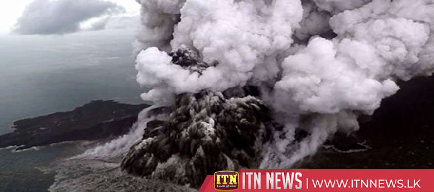Indonesia raises volcano alert level after deadly tsunami