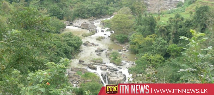 Massiveenvironmental destruction in Uma Oya and Haal Oya