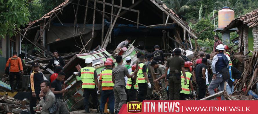 Death toll from Anak Krakatau volcano rises