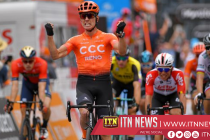 Bevin wins Stage 2 of Tour Down Under, takes overall lead