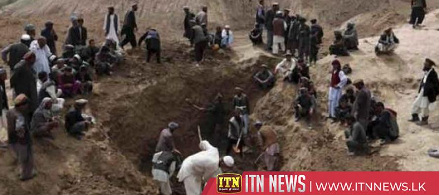 Afghanistan gold mine collapse in Badakhshan kills 30