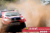 Toyota's Al-Attiyah wins first stage of Dakar Rally