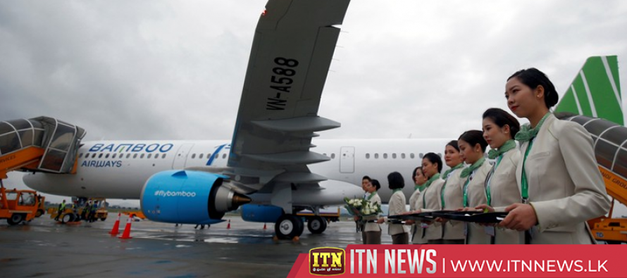 Start-up Bamboo Airways launches flights in crowded Vietnam market