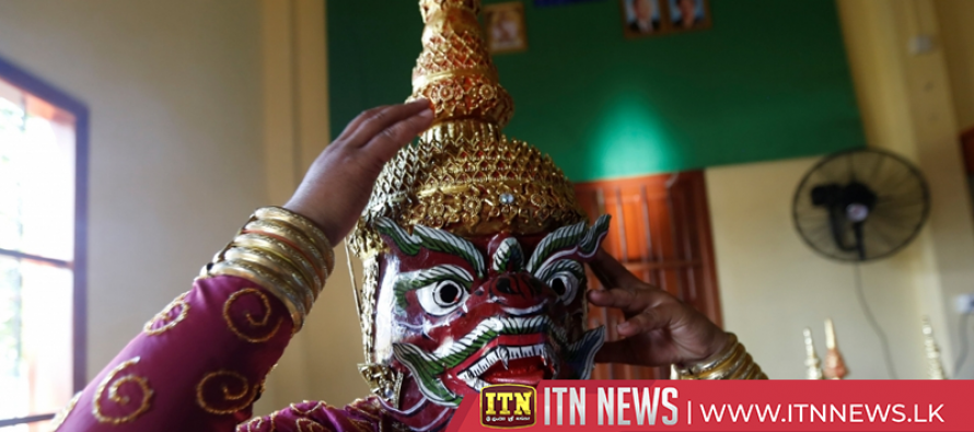 Cambodian dance masters fight to keep ancient masked dance alive