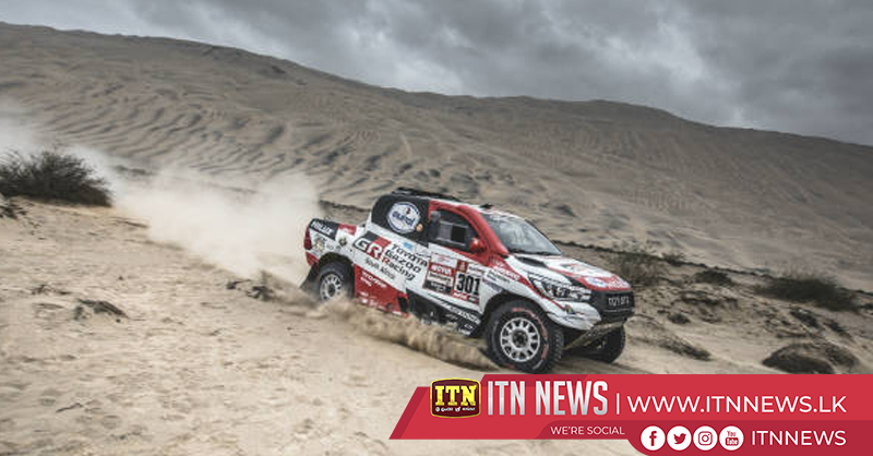 Brabec out on crash-riddled day in Dakar Rally, Al-Attiyah leads cars