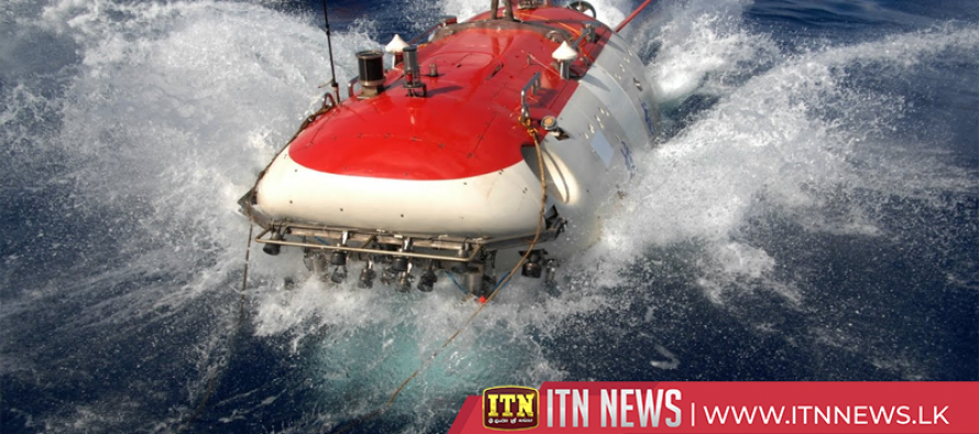 Pressure test on buoyancy material for new manned submersible completed