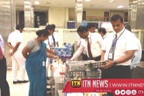 A Sri Lankan passenger with foreign cigarettes nabbed