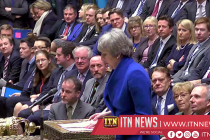 British PM May's government wins no confidence vote