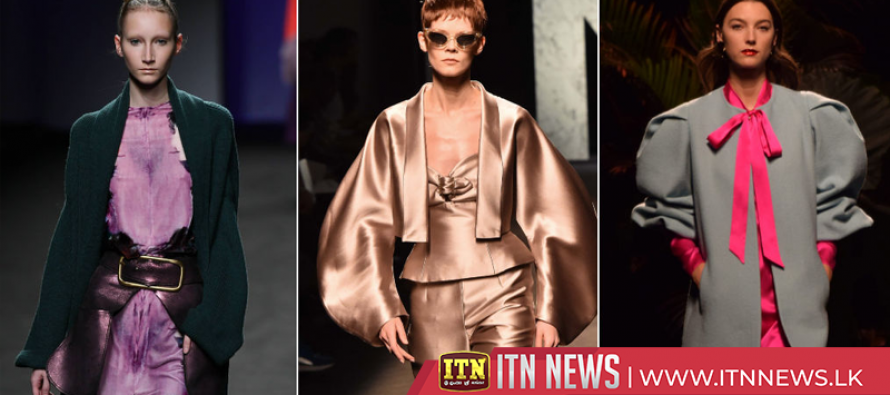 Young designer distinguishes herself from the pack at Madrid Fashion Week