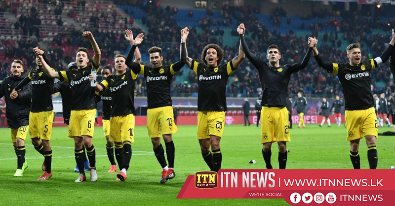Witsel winner keeps Dortmund six points clear at top