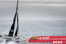 Spindrift remains on course for Jules Verne record