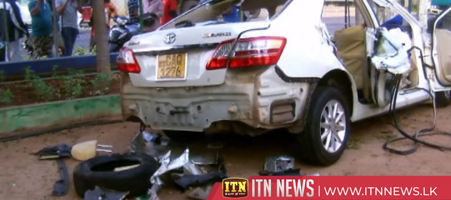 Six people die and three injured in an accident
