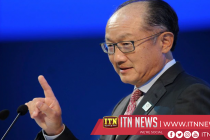 World Bank chief to step down on Feb. 1: statement
